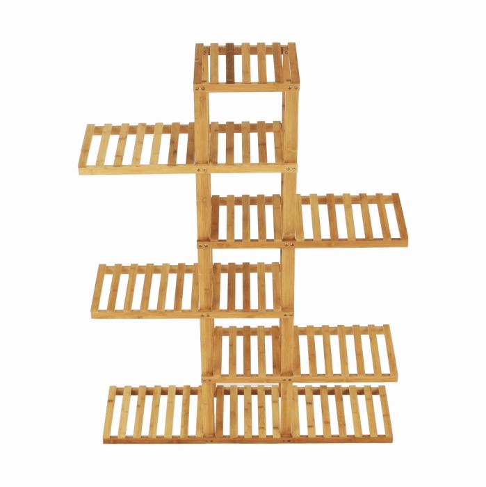 Raft, bambus lăcuit, TUSUM - Expomob 2