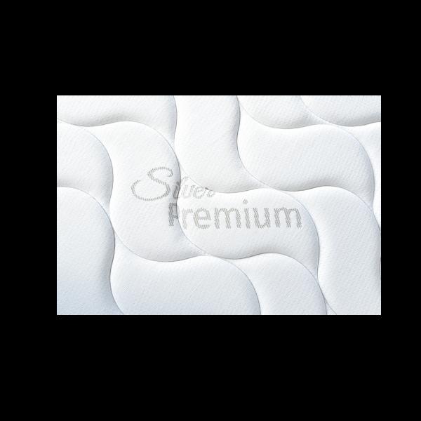 Saltea Silver Plus iSleep 160x200 4