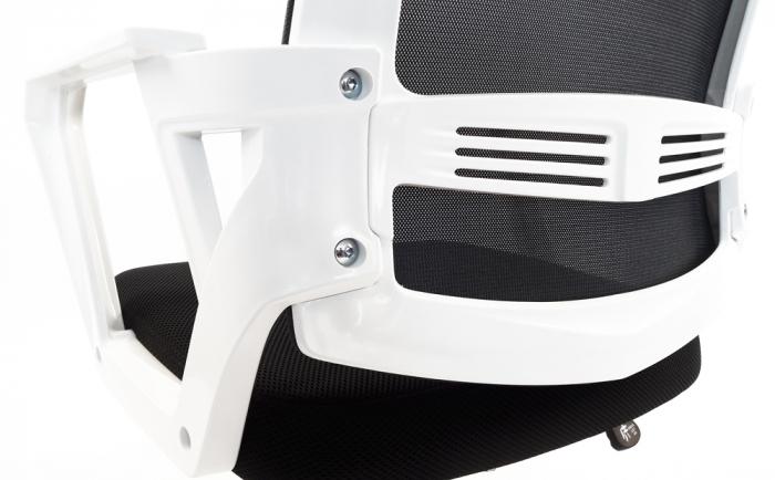 Scaun ergonomic 1600 Blanca - Expomob 3