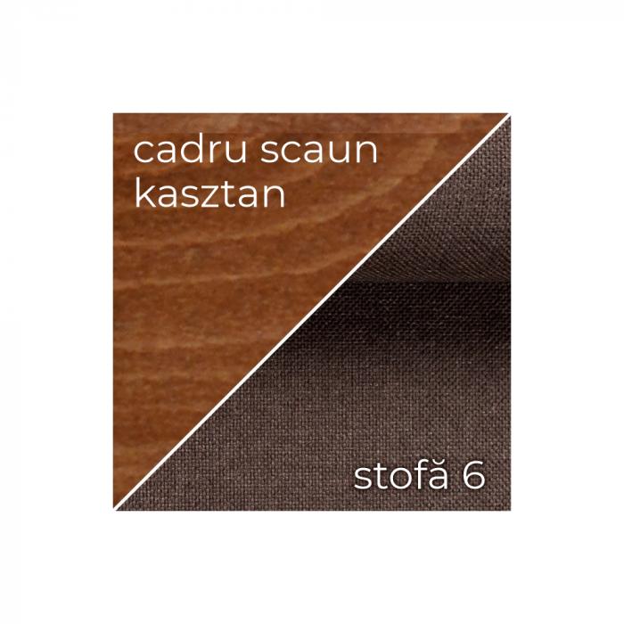 Scaun living Milano - Stil Rustic - ExpoMob 0