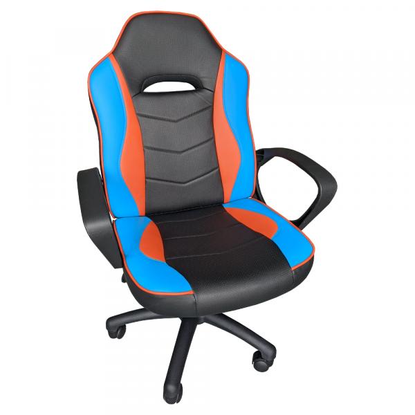 Scaunul de gaming Arka Chairs B14, piele ecologica - Expomob 0