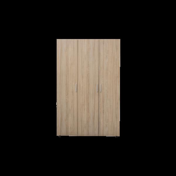 Set Complet Dormitor Corina- Dulap 3 usi - Pat 160x200 - ExpoMob [1]