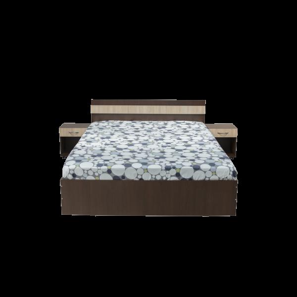 Set Complet Dormitor Corina- Dulap 5 usi - Pat 160x200 - ExpoMob 2