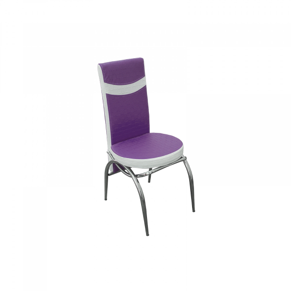 Set masa cu blat de sticla extensibila Lara cu 6 scaune - ExpoMob [2]
