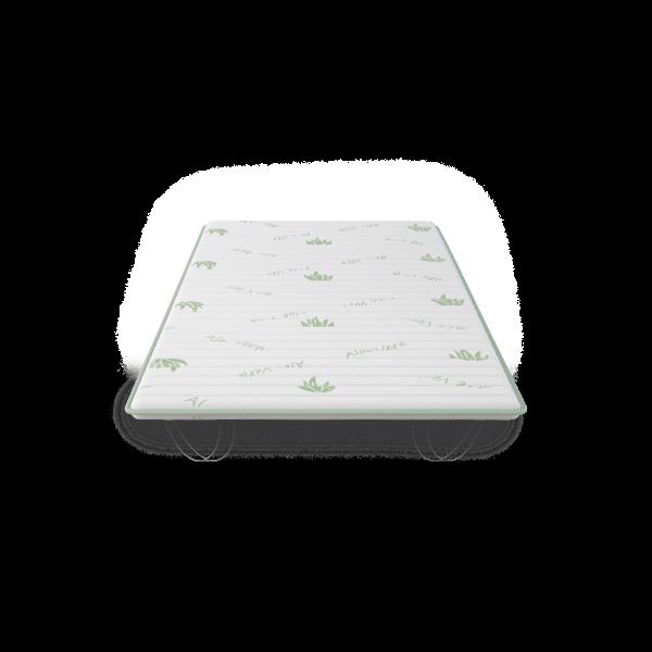 Smart Topper pentru saltele Aloe ISleep 140x200 cm - ExpoMob [0]