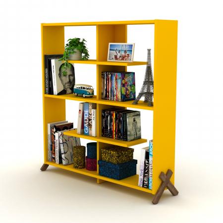 Biblioteca KIPP - ExpoMob [0]