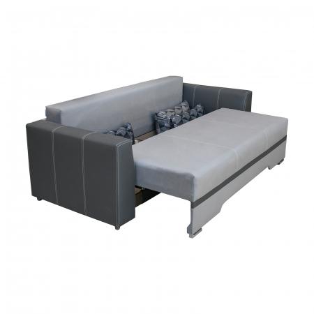 Canapea ALESSIA, extensibila, relaxa, cu lada depozitare2