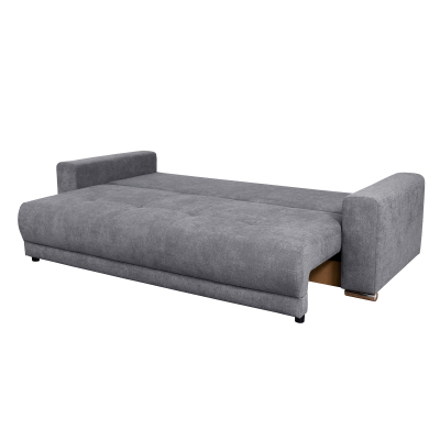 Canapea AZURRO 3L, extensibila, relaxa, cu lada depozitare2