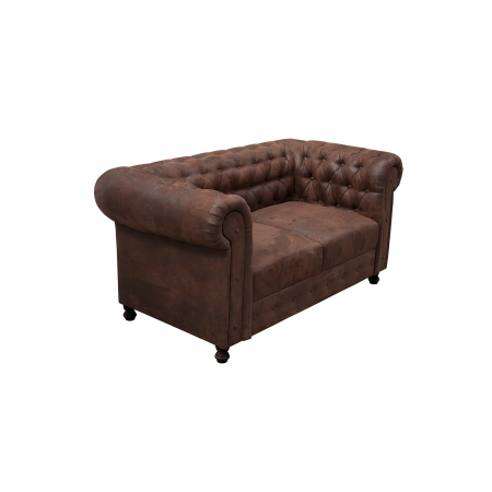 Canapea Fixa Chesterfield cu 2 locuri - ExpoMob [1]