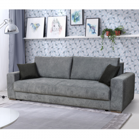 Canapea GENF, extensibila, relaxa, cu lada depozitare3