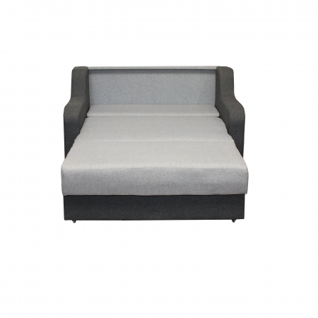 Canapea Gina cu 2 locuri extensibila cu lada - ExpoMob [1]