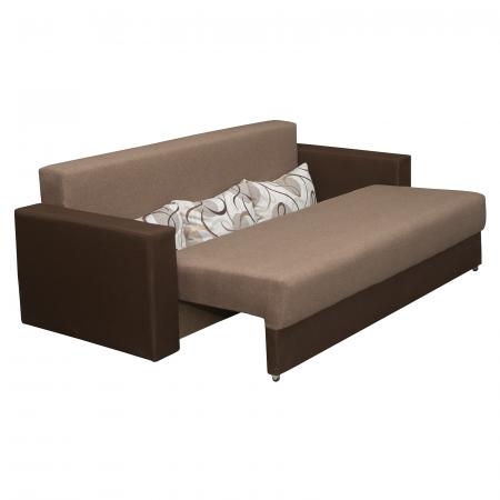 Canapea Nico 3L Lux extensibila cu lada depozitare - ExpoMob [1]