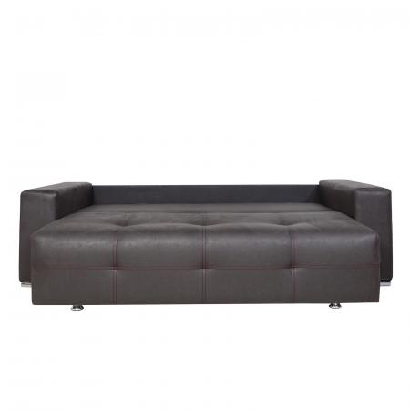 Canapea OPTIMUS, extensibila, relaxa, cu lada depozitare - ExpoMob [2]