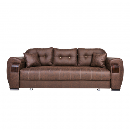 Canapea ORBAY, extensibila, relaxa, cu lada depozitare0