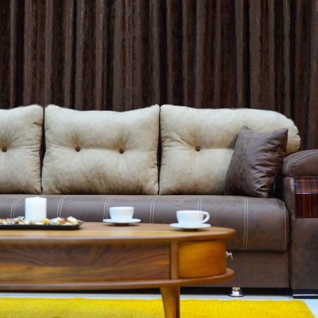 Canapea ORBAY, extensibila, relaxa, cu lada depozitare6