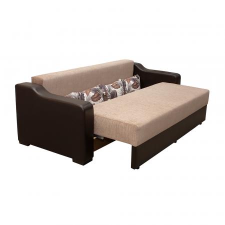 Canapea ROYAL, extensibila, relaxa, cu lada depozitare1