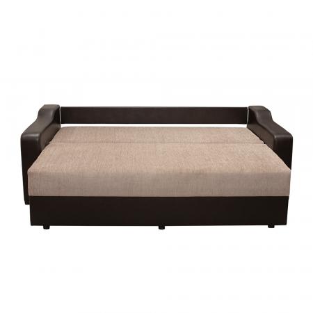 Canapea ROYAL, extensibila, relaxa, cu lada depozitare2