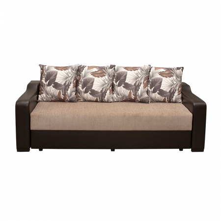 Canapea ROYAL, extensibila, relaxa, cu lada depozitare0