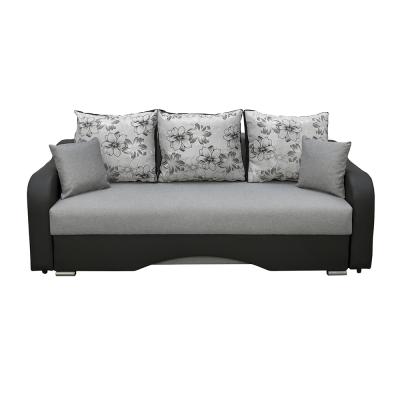 Canapea SONIA II, extensibila, relaxa, cu lada depozitare