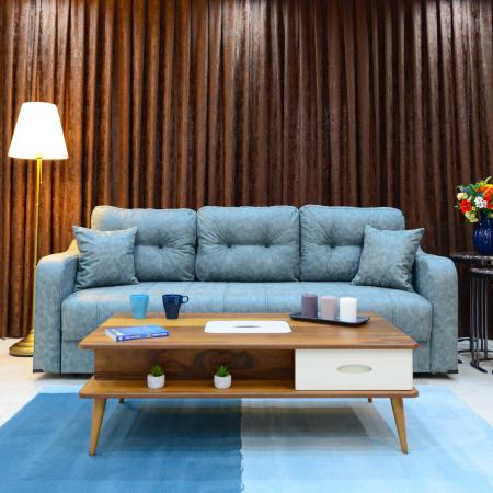 Canapea ULTRA, extensibila, relaxa, cu lada depozitare4