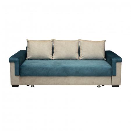 Canapea ZIRVE, extensibila, relaxa, cu lada depozitare - ExpoMob [0]