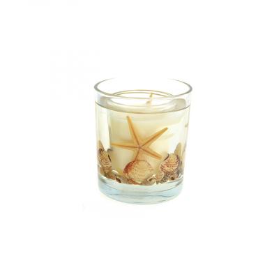Candela sticla, Sea, Aroma Ocean, diametru 8 cm, inaltime 10 cm1
