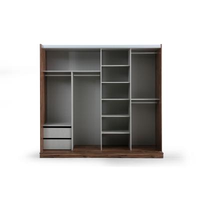Set Dormitor EYMIR, Pat tapitat 160X200 cu somieră și spațiu depozitare, 6 piese9