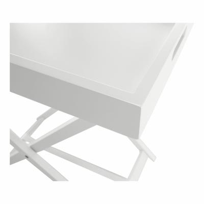 Masă de servire PATROL, alb1