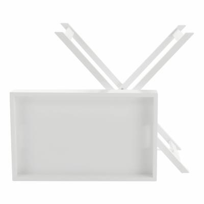 Masă de servire PATROL, alb13