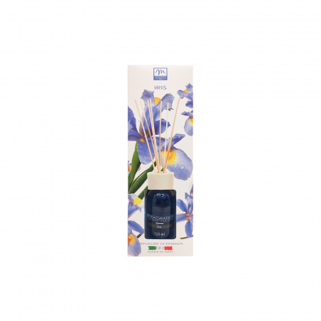 Odorizant de camera cu betisoare, aroma Iris, 125ml - ExpoMob [2]