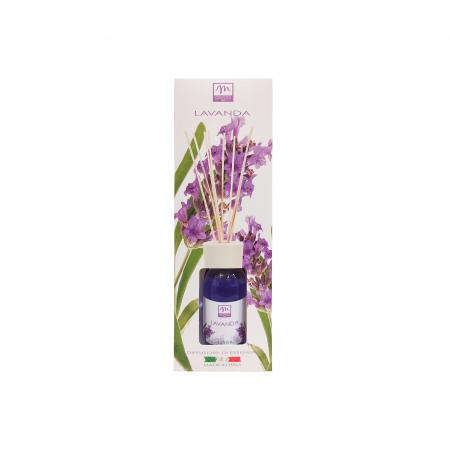 Odorizant de camera cu betisoare, aroma Lavanda, 125ml - ExpoMob [2]