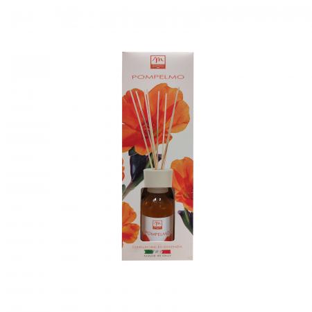 Odorizant de camera cu betisoare, aroma Pompelmo, 125ml - ExpoMob [2]