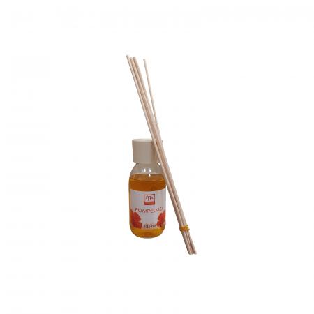 Odorizant de camera cu betisoare, aroma Pompelmo, 125ml - ExpoMob [1]