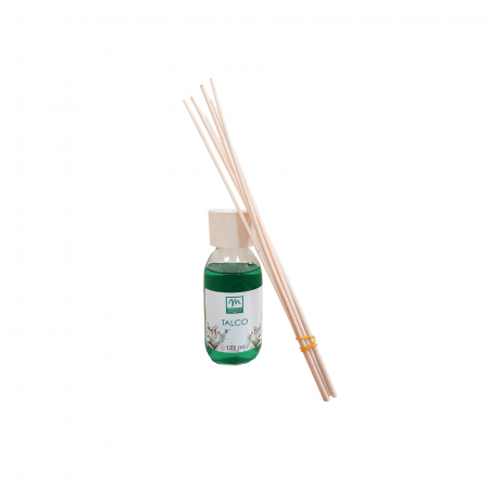 Odorizant de camera cu betisoare, aroma Talco, 125ml - ExpoMob [1]