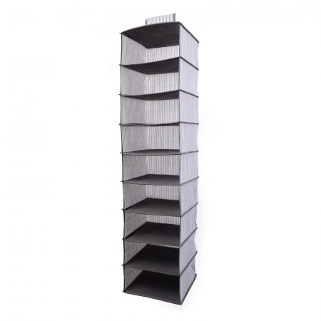Organizator cu 9 nivele, 30x30x130 cm, material tnt - ExpoMob [0]