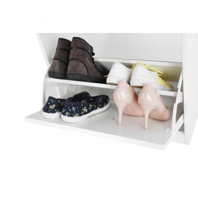 Pantofar SEBER TYP 1, 2 compartimente, alb - Expomob [14]