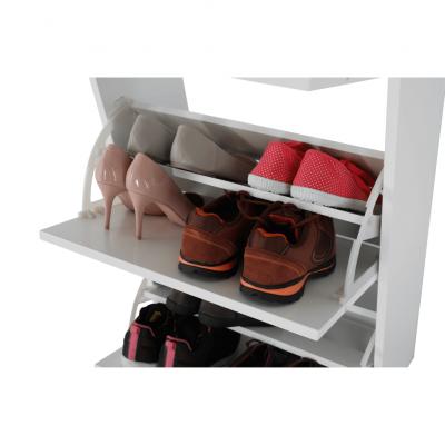 Pantofar SEBER TYP 2, 3 compartimente, alb20