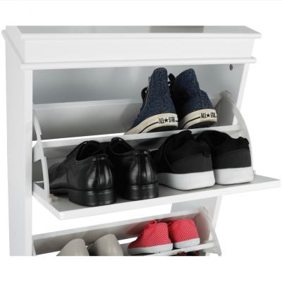 Pantofar SEBER TYP 2, 3 compartimente, alb22
