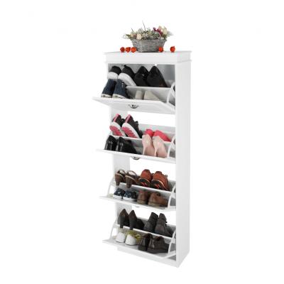 Pantofar SEBER TYP 3, 4 compartimente, alb10