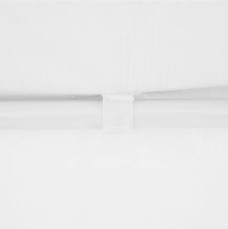 Pavilion grădină/foişor, alb, 3x3 m, GOTAN18