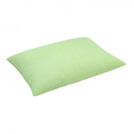 Perna 50x70 Microfibra Verde3