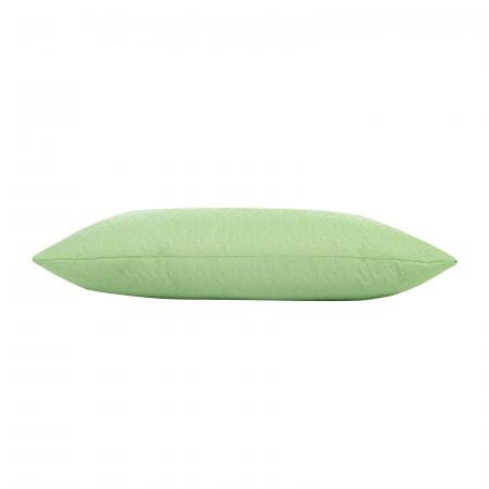 Perna 50x70 Microfibra Verde5