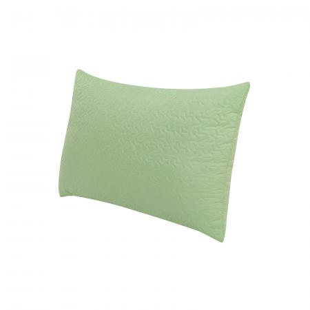 Perna 50x70 Microfibra Verde1