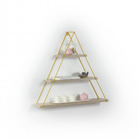 Raft triunghi MOSET0