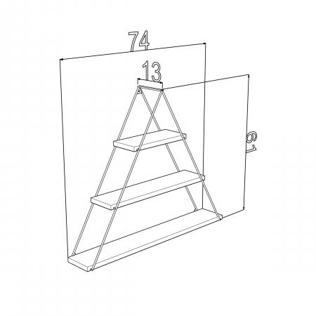Raft triunghi MOSET3
