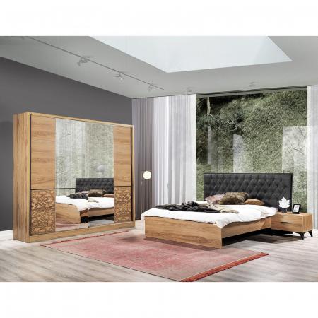Dormitor DREAM cu somieră și spațiu depozitare [0]