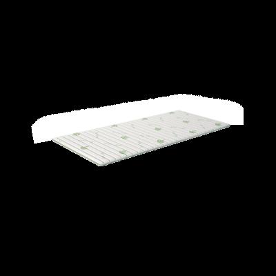 Topper din spuma cu memorie 90x200 - Aloe2