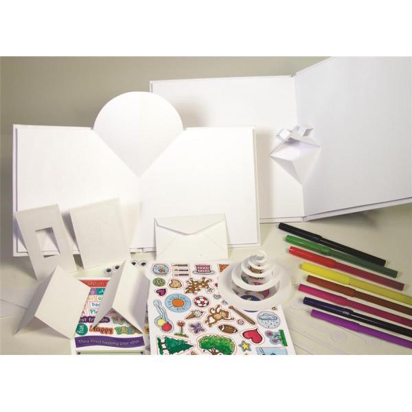 Set Creativity Album Pop Up Faber-Castell 2