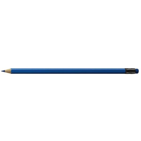 Creioane Colorate 12 Culori Cu Guma Eco Faber-Castell 1