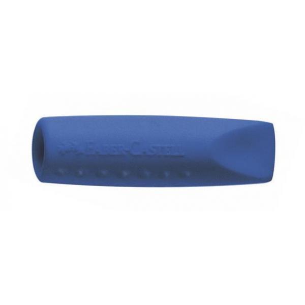 Radiera Capac Grip 2001 Rosu/Albastru 2/Set Faber-Castell 1